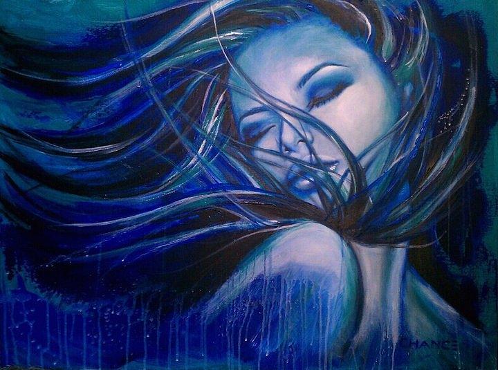 Blue by Robyn Chance