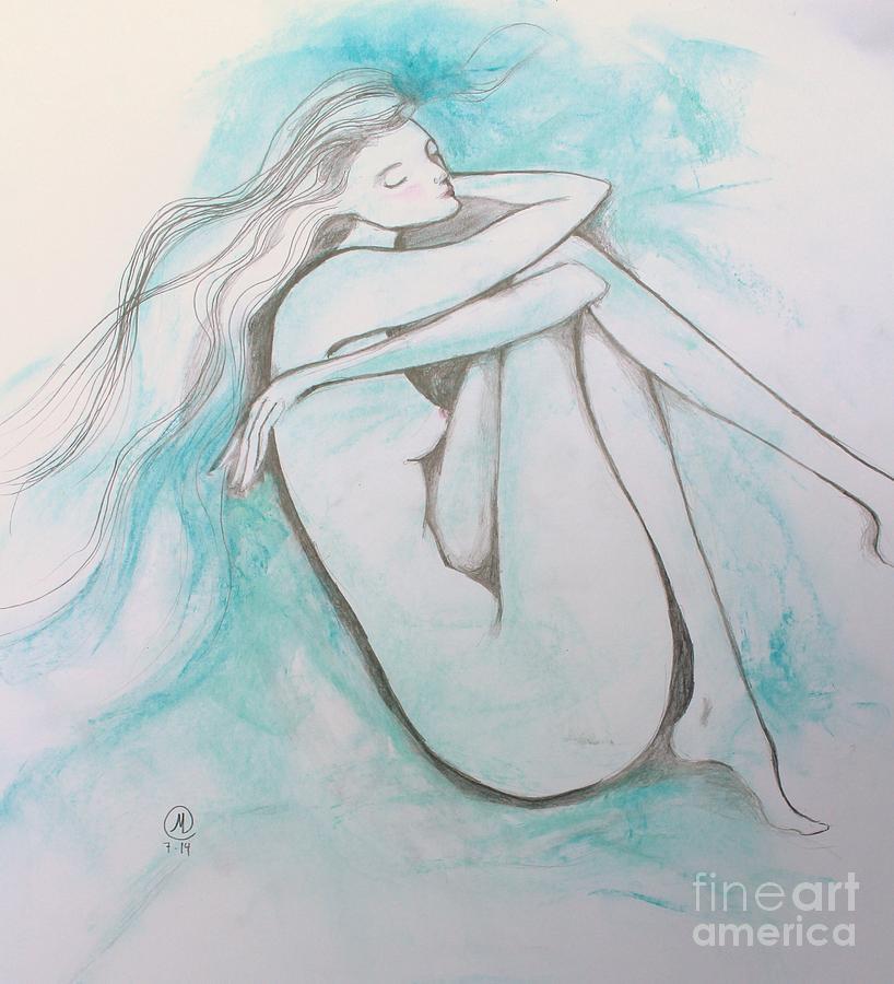 Blue Solitude by Marat Essex