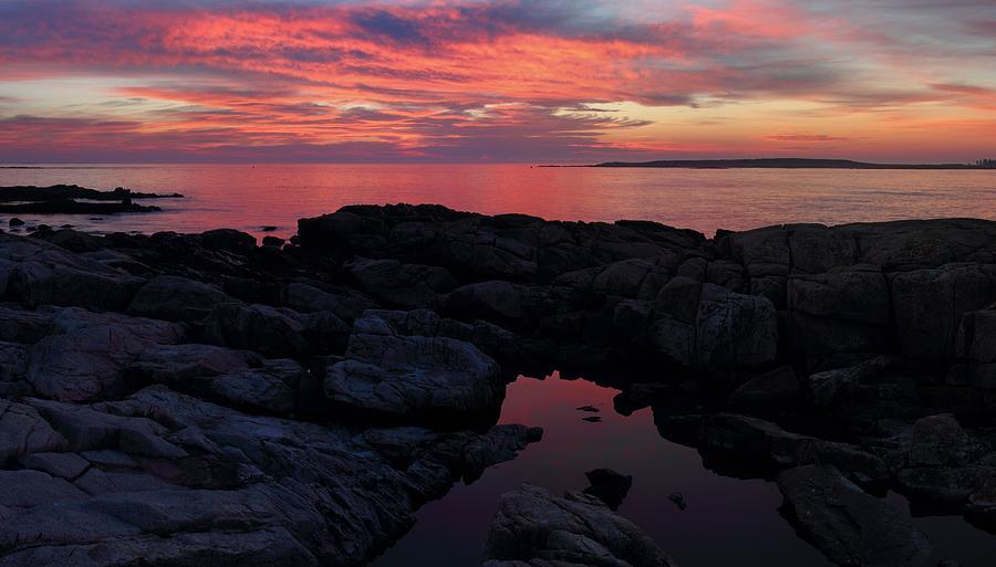 Blue Sunrise by Mike Farslow