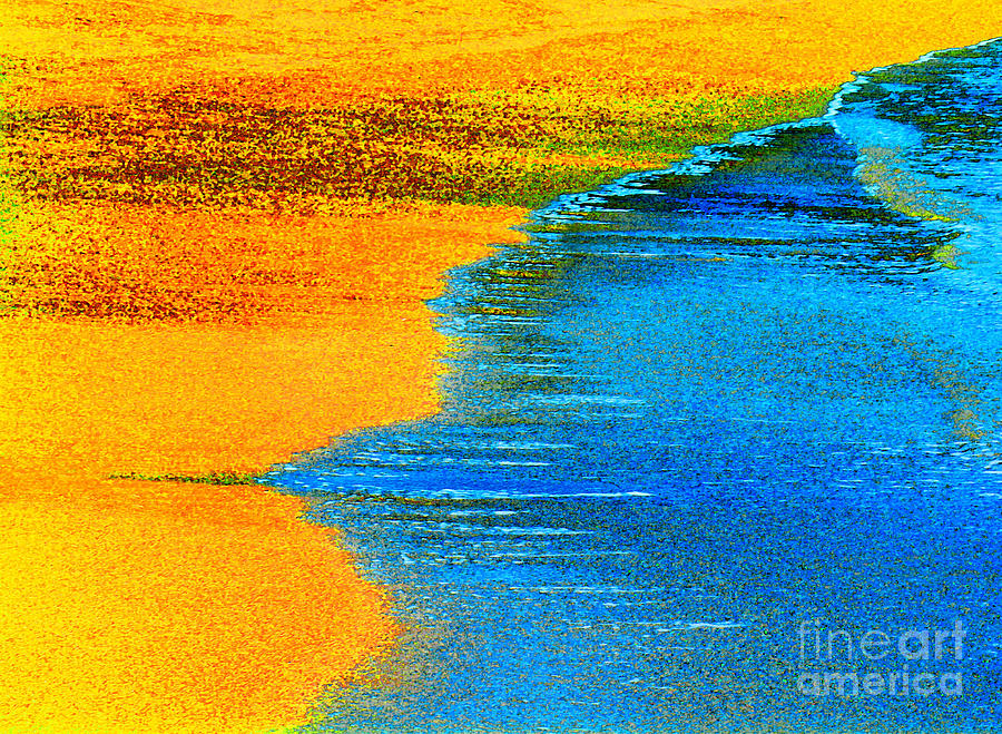 Molokai Photograph - Blue Tide by James Temple