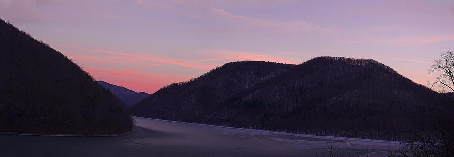 Lake Photograph - Bluestone Lake by Melissa Petrey