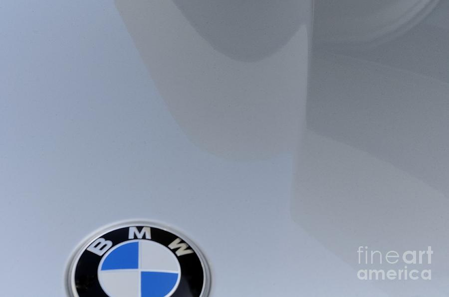 Bmw Photograph - BMW by Andres LaBrada