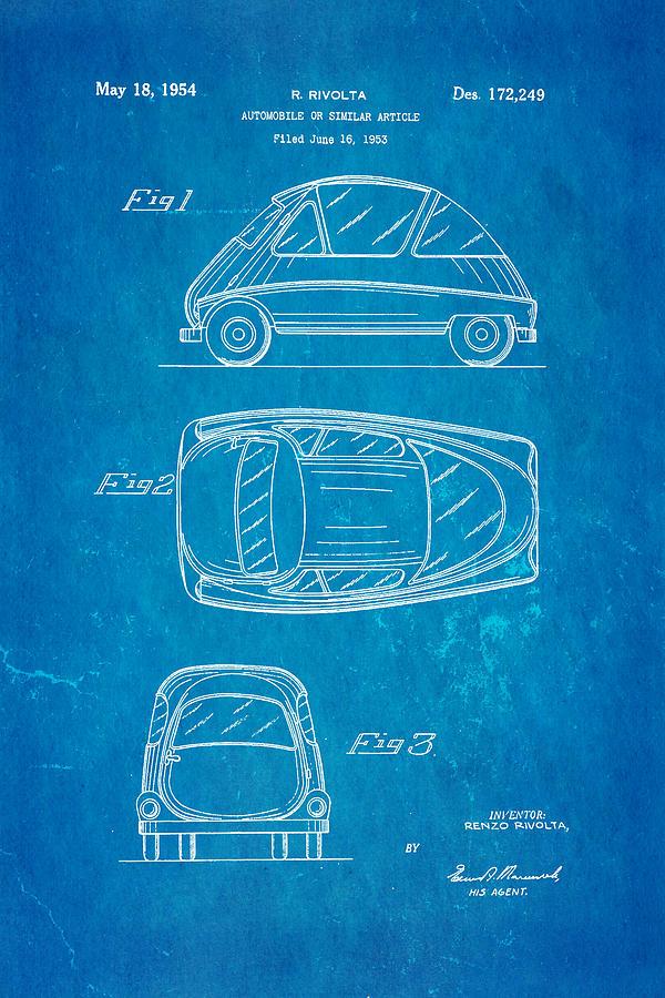 Großzügig Automobil Blaupausen Bilder - Elektrische ...