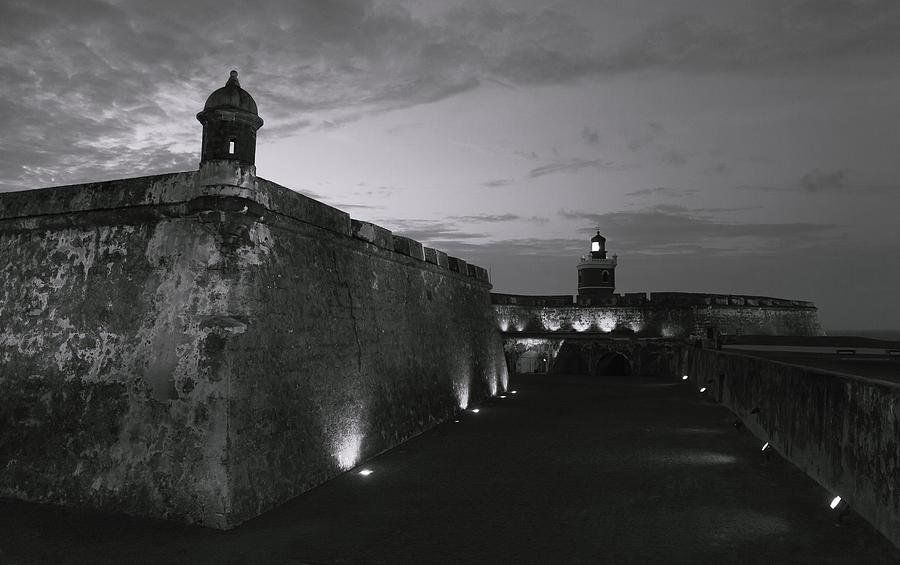 BnW Puerto Rico San Juan 01 by Sentio Photography