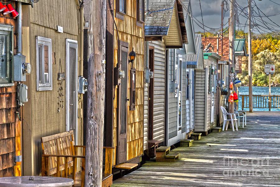 Boardwalk Photograph - Boardwalk by William Norton