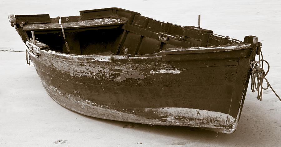 Boat Photograph - Boat by Frank Tschakert