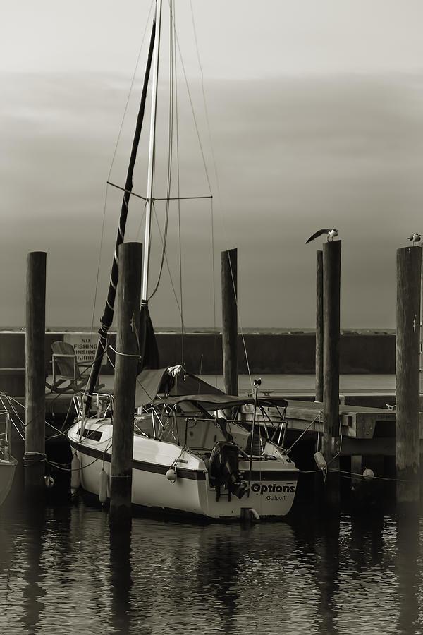 Boat Photograph - Boat by Jennifer Burley