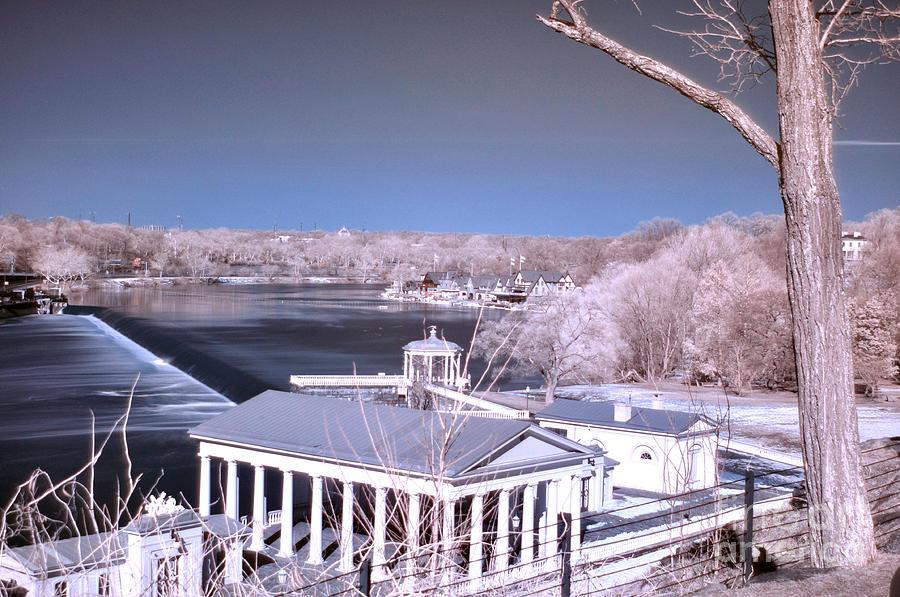 Schuylkill River Photograph - Boathouse Row Philadelphia by Bener Kavukcuoglu