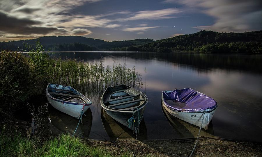 Boats On The Water Photograph by Saving Memories, One Pic At A Time