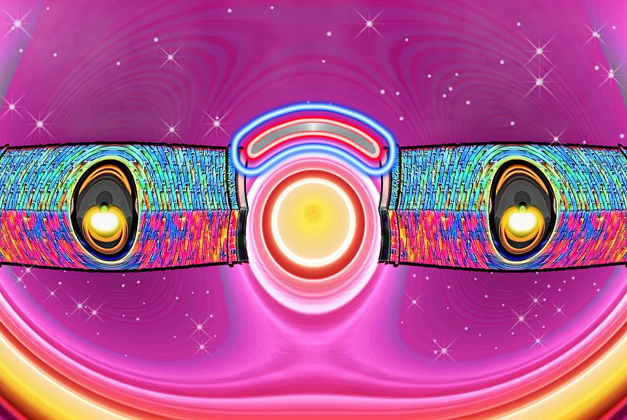 Digital Digital Art - Bobby Takes A Dream Flight by Wendy J St Christopher