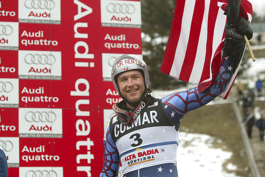 Bode Miller of the USA Photograph by Agence Zoom