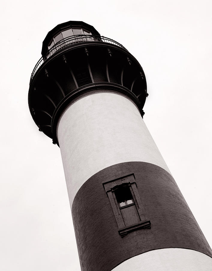 Bodie Island Lighthouse by Val Stone Creager