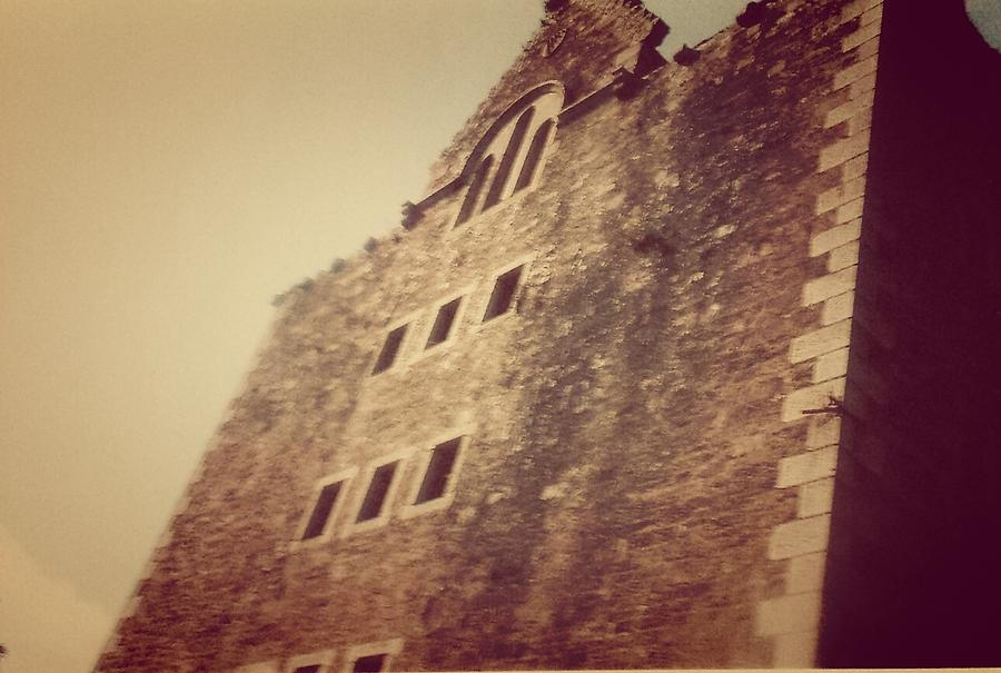 Jail Photograph - Bodmin Jail At An Angle by Lisa Byrne