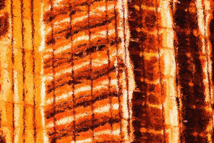 Building Painting - Body Heat by Ayse Deniz