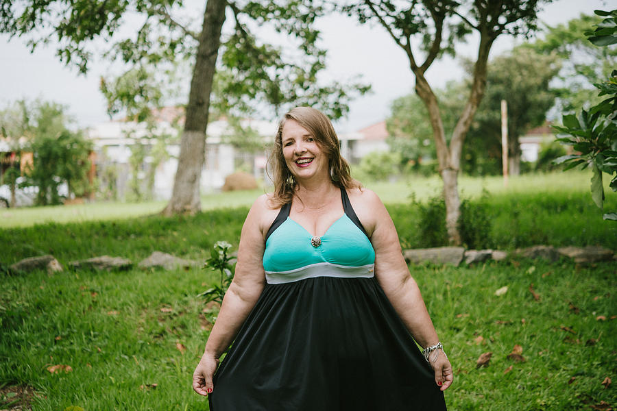 Body Positive Woman Photograph by Igor Alecsander