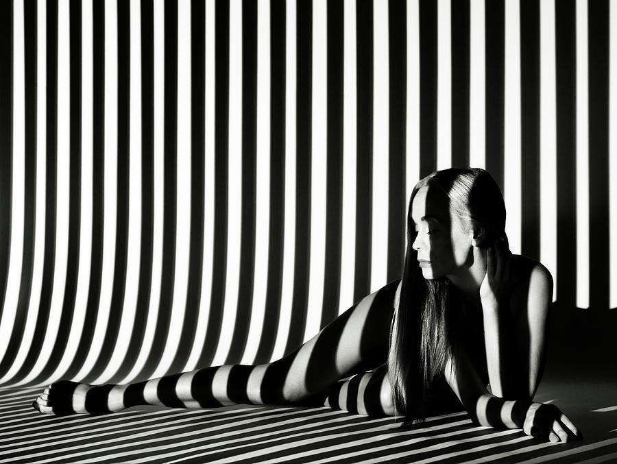 Body Projections Photograph by Henrik Sorensen