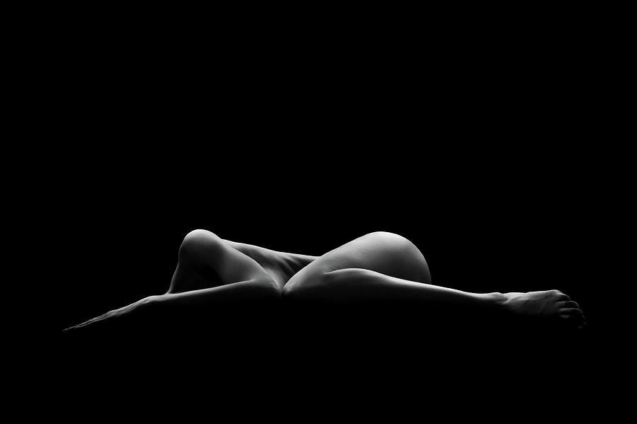 Bodyscape Photograph - Bodyscape by Leon Schr?der