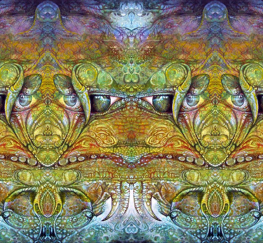 Bogomil Variation 12 Digital Art by Otto Rapp