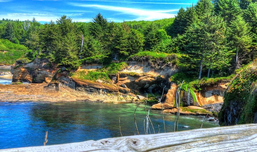 Boiler Bay 17157 Photograph