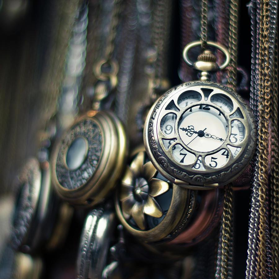 Bokeh Time Photograph by Arnaudballay