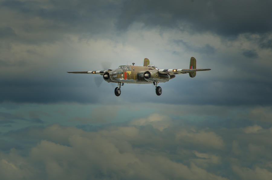 Bomber Photograph