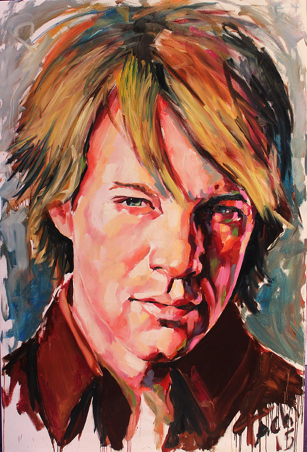 Bon Jovi by Tachi Pintor