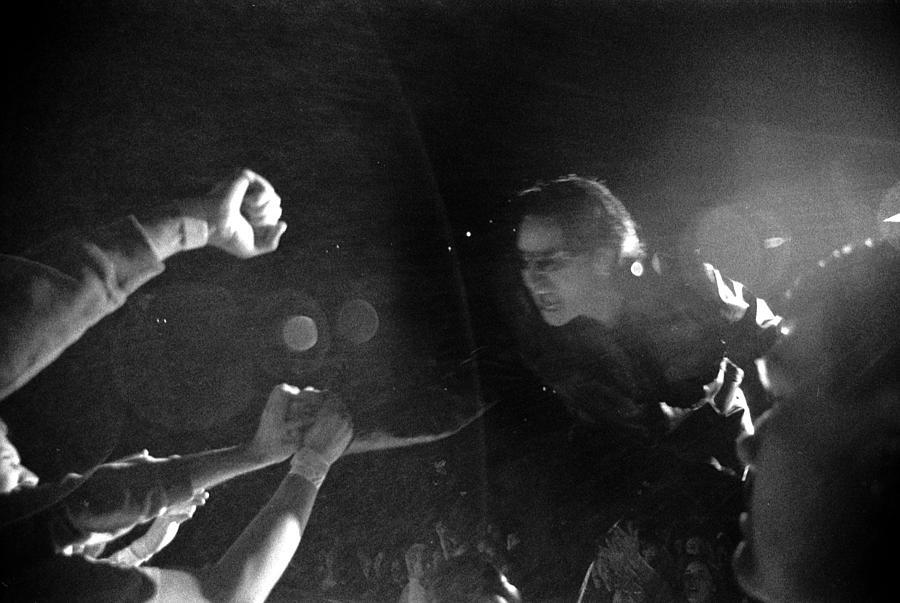 Bono Photograph - Bono 053 by Timothy Bischoff