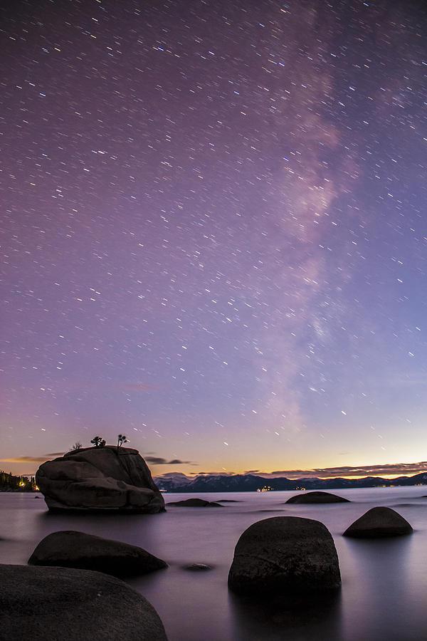 Bonsai Rock Photograph - Bonsai Rock Blues by Brad Scott