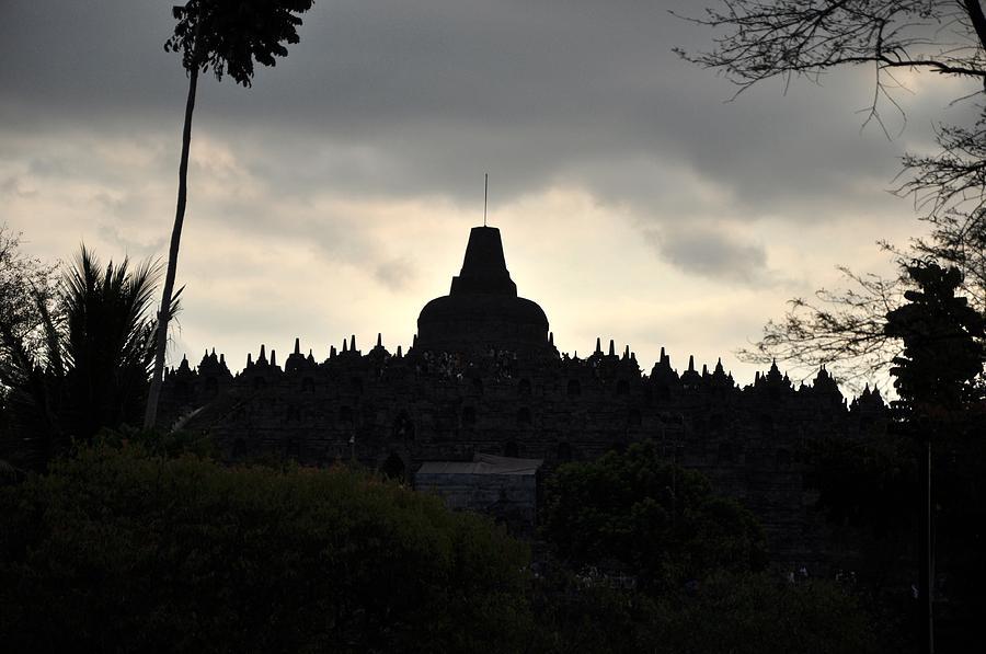 Borobudur Photograph - Borobudur Temple by Achmad Bachtiar
