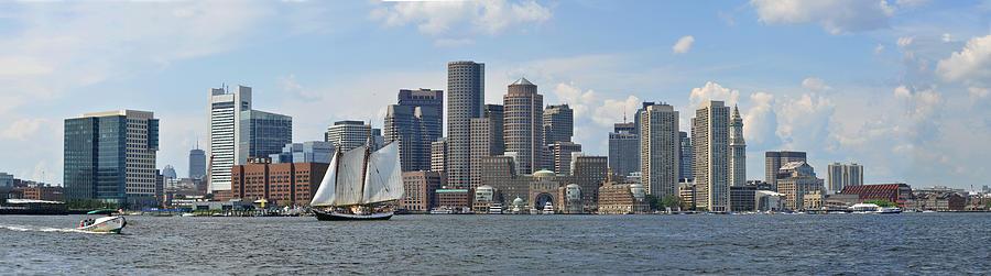 Boston Photograph - Boston by John Brown