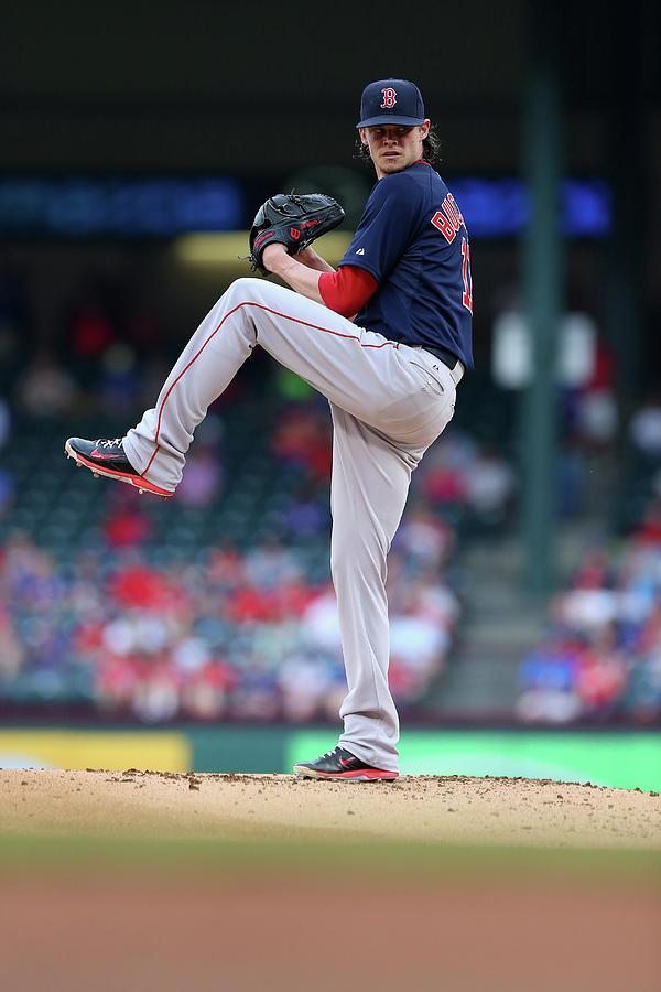 Boston Red Sox V Texas Rangers Photograph by Ronald Martinez