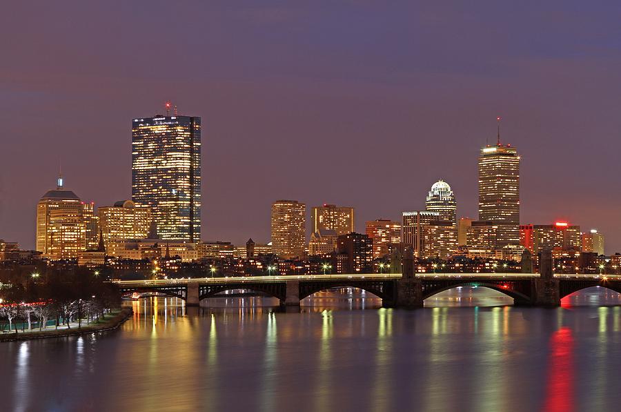 Boston Photograph - Boston Redline by Juergen Roth
