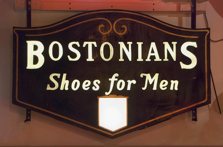 Bostonians Photograph - Bostonians by Phyllis Taylor