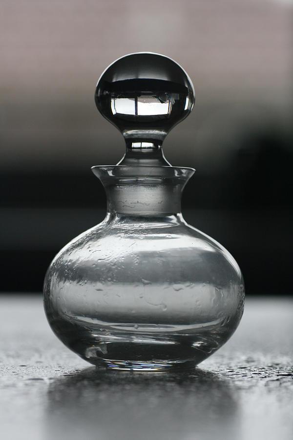 Bottle Photograph - Bottle by Joy Watson
