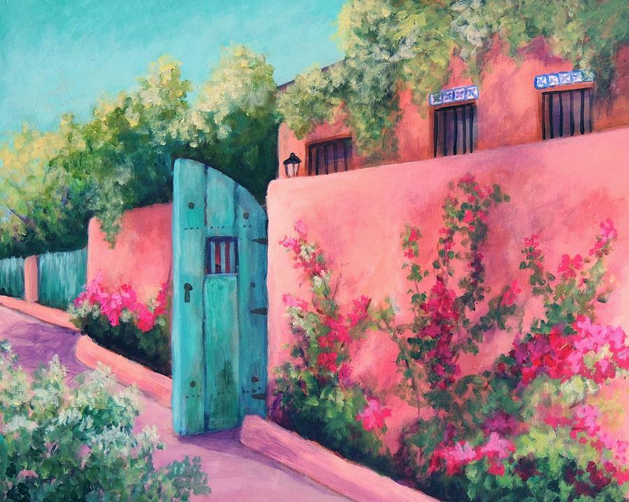 Southwest Door Paintings | Fine Art America