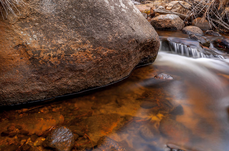 River Photograph - Boulder by Craig Forhan