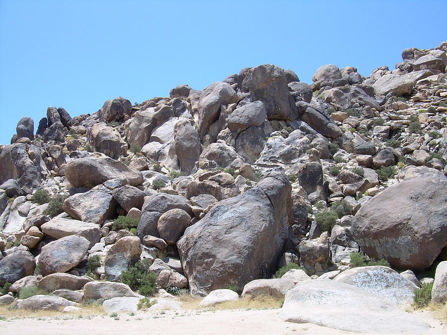Boulders by Joseph Litzinger