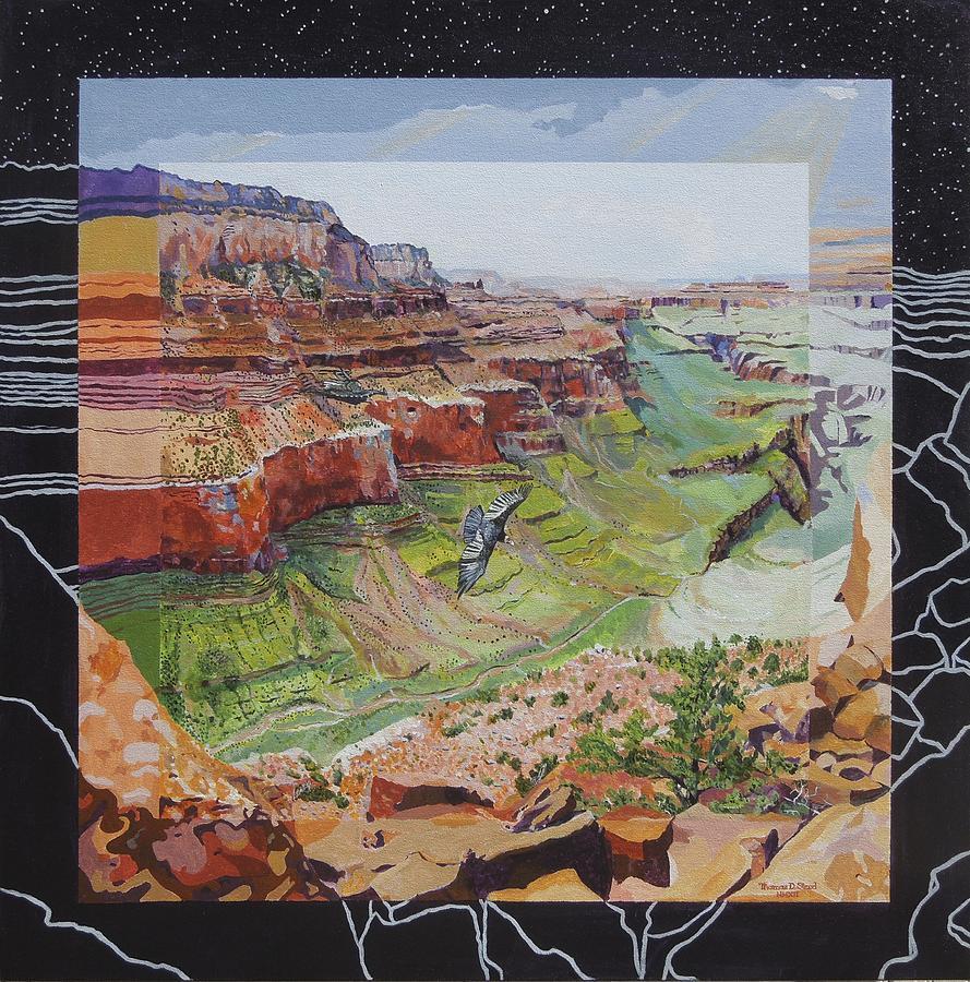 Boundary Series VI by Thomas Stead