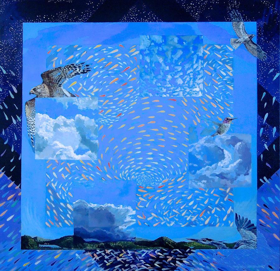 Boundary Series VII by Thomas Stead