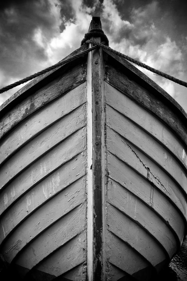 Abstract Photograph - Bow  by Stelios Kleanthous