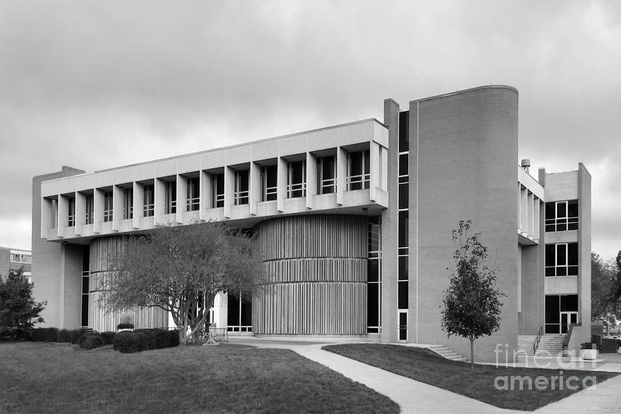 American Photograph - Bowling Green State University Math And Science by University Icons