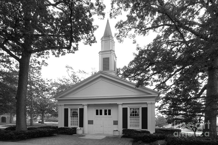 American Photograph - Bowling Green State University Prout Chapel by University Icons