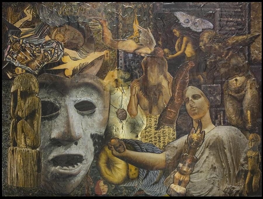 Ancient Memories by Paula Emery
