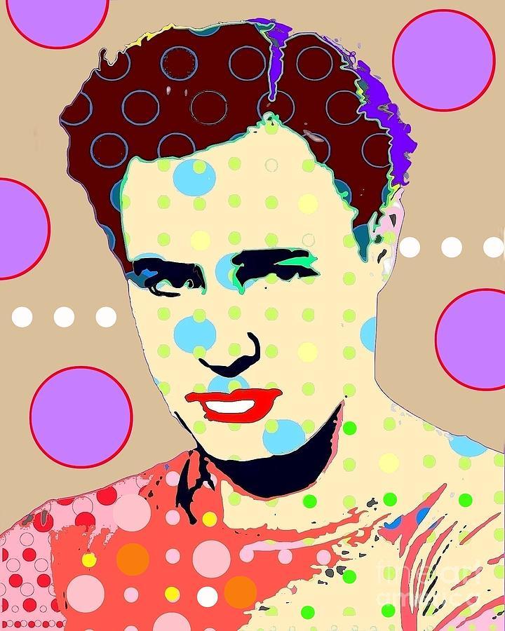 Marlon Brando Digital Art - Brando by Ricky Sencion