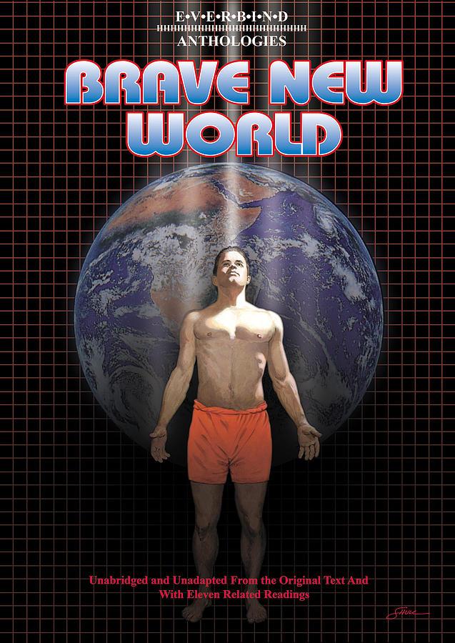 Brave New World Mixed Media - Brave New World by Harold Shull
