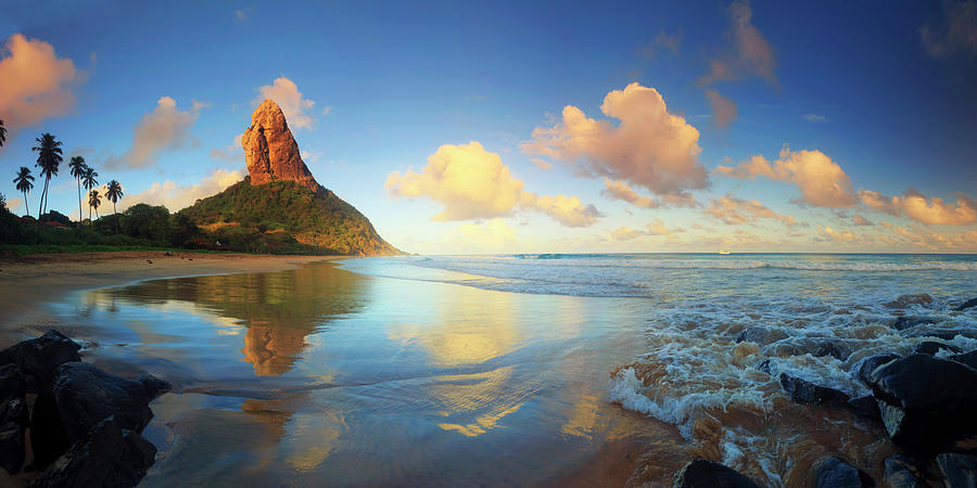 Brazil, Fernando De Noronha Island Photograph by Michele Falzone