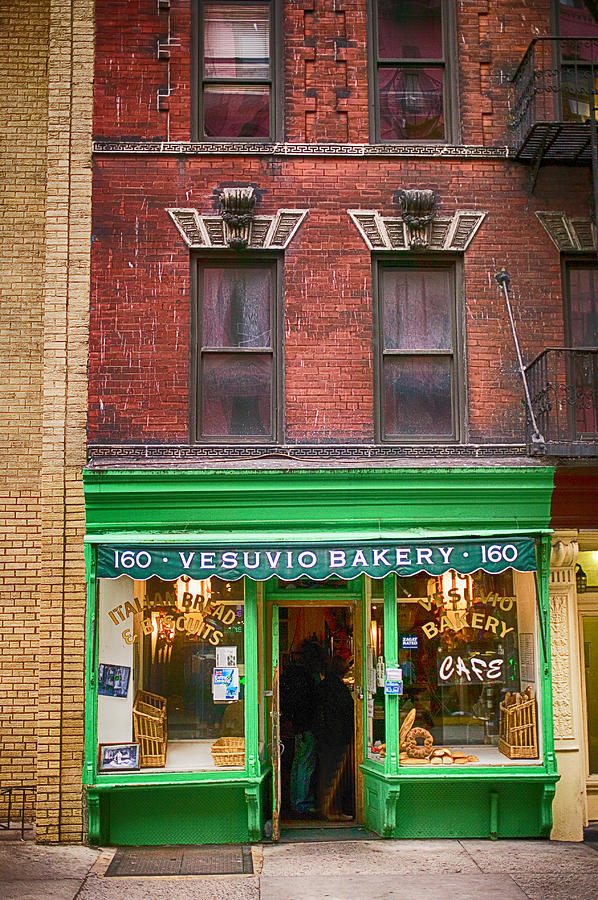 Store Photograph - Bread Store New York City by Garry Gay