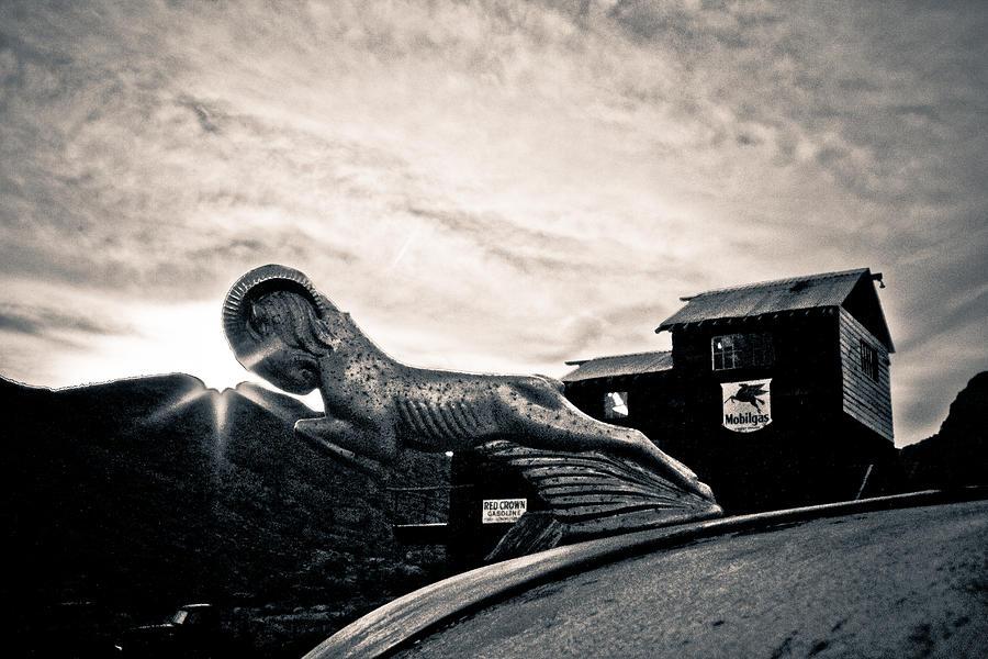 Dodge Photograph - Break Through by Merrick Imagery