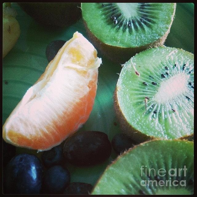 Food Photograph - Breakfast #food #diet by Abbie Shores