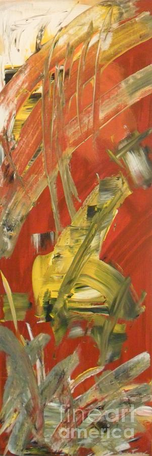 Abstract Paintings Painting - Breakthrough by Brendan Ludlow